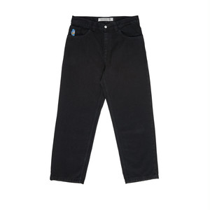 POLAR SKATE CO / 93 DENIM -PITCH BLACK-