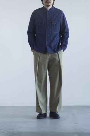 KABEL Nehru collar Shirt Jacket