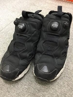01042 Reebok インスタポンプフューリー 靴