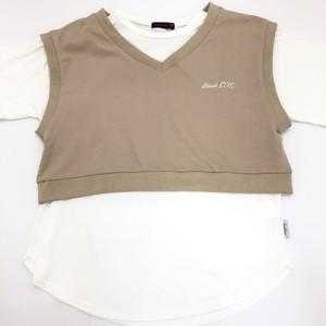 Lovetoxic ラブトキシック ベスト半袖Tシャツセット 8311294