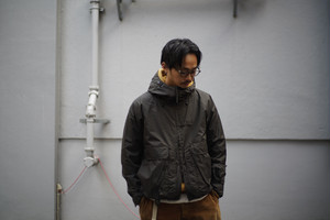 ENDS and MEANS / Fishing Jacket