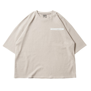 Tightbooth  JEEP TEE BAIGE M タイトブース シャツ
