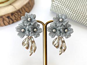 Bouquet ー silver x gray ー