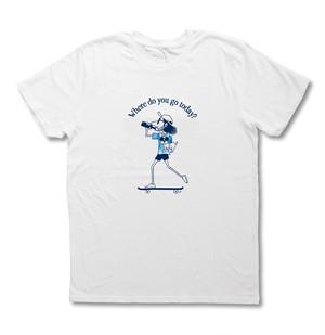 WP T-shirt -SKATEBOARD-
