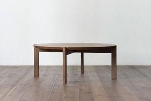 マドカ ローテーブル(ウォールナット)|REMBASSY