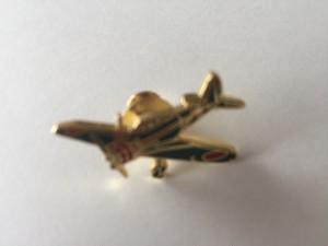 97式戦闘機ピンバッチ