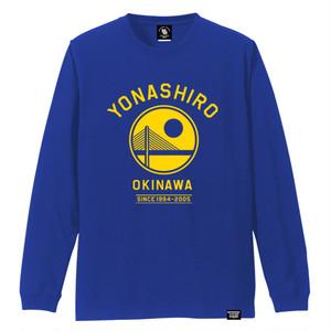 YONASHIRO TOWN LONG SLEEVE TEE
