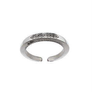 Ax b-rogo engraving Ring