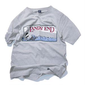 asis Used☆ 1994 LANDS' END 灯台 TEE