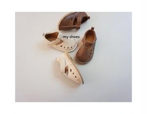 select shoes / チェストサンダル