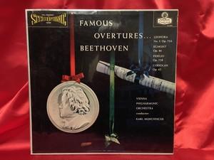 ミュンヒンガーのベートーベン序曲集