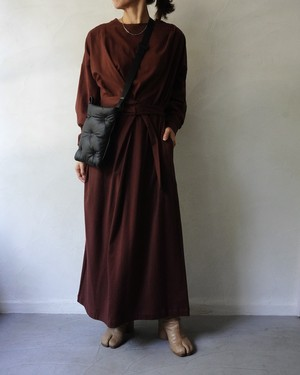 OUD / tie knot dress