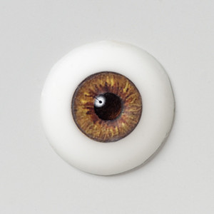 Silicone eye - 09mm Sable