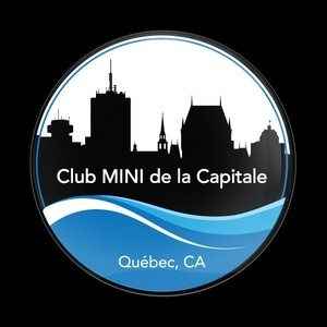 ゴーバッジ(ドーム)(CD1112 - CLUB BADGE Club-MINI de la Capitale)