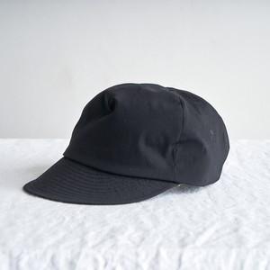 Nine Tailor  ナインテーラー  Dietes Cap 6パネルキャップ Black  N-605