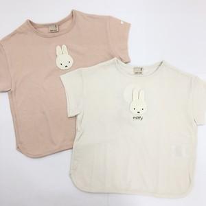petit main プティマイン 【miffy】モチーフTシャツ 9612204