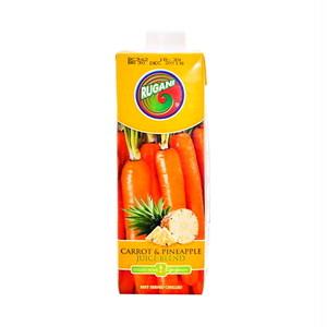 コストコ RUGANI キャロット&パイナップルジュース750ml 1本 | Costco RUGANI Carrot&Pineapple juice 750ml 1bottle