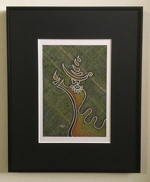 インテリア絵画 原画-P395