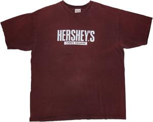 【XL】 02s HERSHEY'S T-SHIRT ″タイムズ・スクエア店″