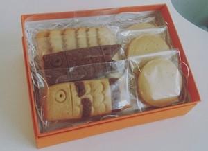 【予約販売4/28(日)・店頭受け取り】お菓子な動物園クッキーBOXシリーズ「こいのぼり」