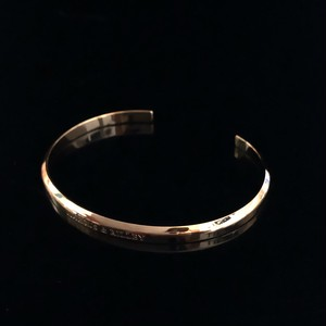 MARCUS AND RILLEY LOGO bangle