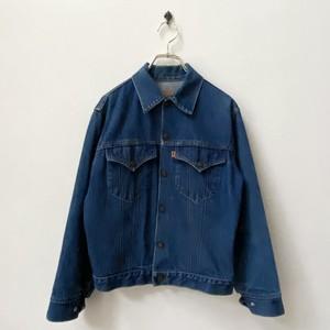Levi's リーバイス 70年代 USA製 デニムジャケット アメリカ 古着 M〜L
