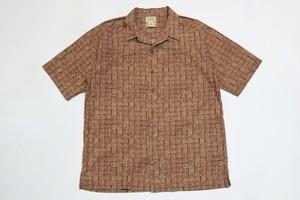 USED L.L.Bean S/S shirt -Large 01099
