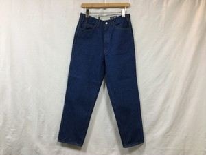 "WESTOVERALLS""801S STRAIGHT DENIM PANTS ONE WASH"""