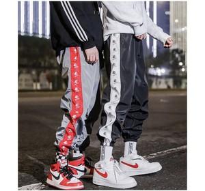 【HOT】Sデザインラフパンツ 3カラー