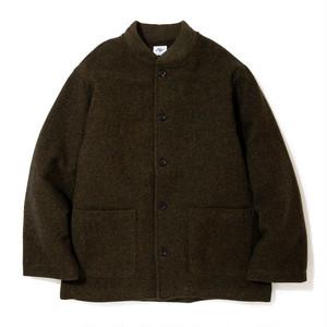 "Just Right ""EB Wool Jacket"" Olive"