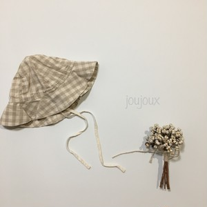 『翌朝発送』check-hat〈marvi〉