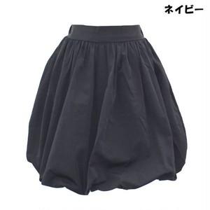 バルーンスカート*ネイビー