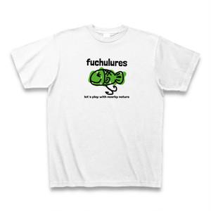 めで鯛Tシャツ【ほうじ茶×ホワイト】
