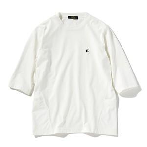 narifuri Durable N/C PlatingJersey 6分袖Tシャツ