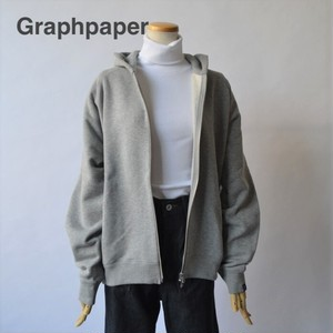 Graphpaper/グラフペーパー:LOOPWHEELER for Graphpaper Full Zip Parka/GU193-70126B