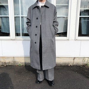 Stand Fall Collar Coat|LENO