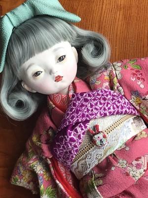 Yさま専用 maiko作 萌ちゃん 粘土の球体関節人形