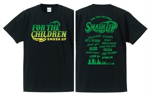 FOR THE CHILDRENツアーTee (GREEN)【SALE】