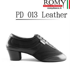 PD 013 Leather(メンズ レザー ラテン ダンスシューズ )