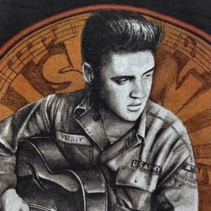 """Elvis Presley"" T-shirts"
