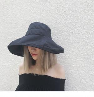 つば広 帽子 UVカット ハット おしゃれ