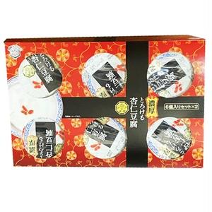 コストコ 雪印メグミルク アジア茶房 杏仁豆腐 140g×12 | Costco Megmilk Snow Brand Co Ltd Asia Sabo almond tofu 140g × 12