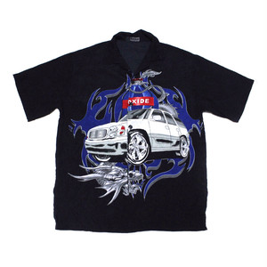 Car × dragon shirt