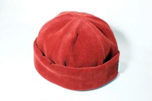 Tightbooth CODE ROLL CAP L RED タイトブース コーデュロイ ロールキャップ