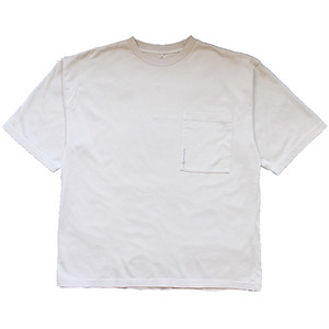 (crepuscule ) POCKET TEE