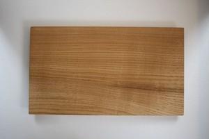 松下由典|木のトレー長方形 特大 栗材