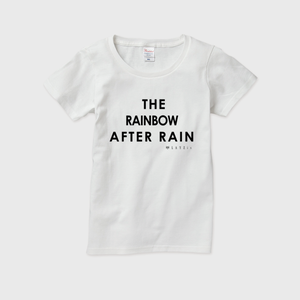 show PRODUCE 「THE RAINBOW AFTER RAIN」 レディース Sサイズ Tシャツ