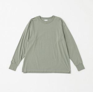 phlannel / Light Suvin Cotton Long T-shirt
