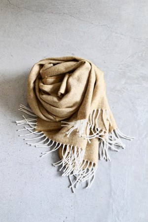 【Donegal Mills】LAMBSWOOL STOLE