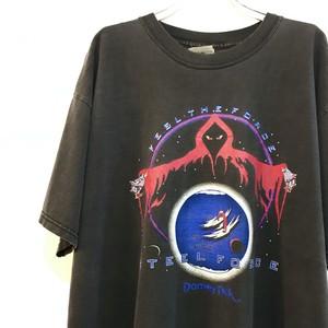【USED】Dorny Park テーマパーク プリント 半袖 Tシャツ